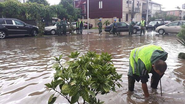Наводнение в Батуми - Sputnik Грузия