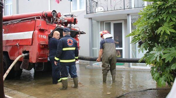 Наводнение в Кобулети - Sputnik Грузия