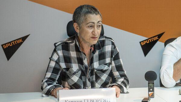 Карине Геворгян - Sputnik Грузия