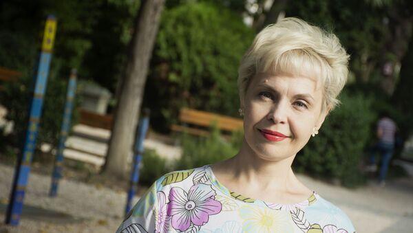 Вита Крестьянинова - Sputnik Грузия