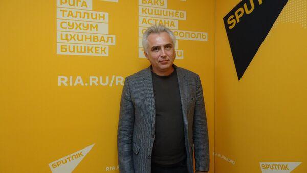 Первый заместитель декана факультета мировой экономики и мировой политики ВШЭ Игорь Ковалев - Sputnik Грузия