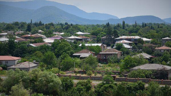 Населенные пункты в районе Кварели регион Кахети - Sputnik Грузия