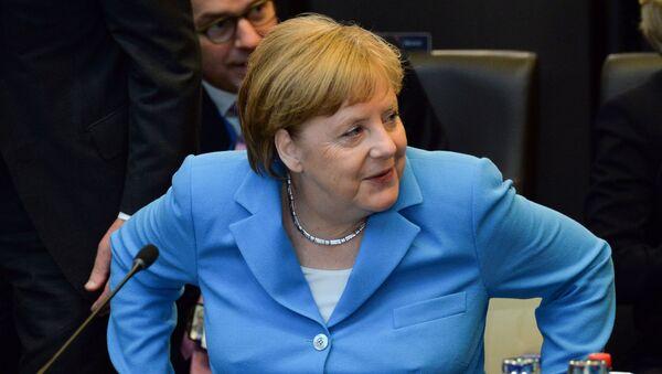 Ангела Меркель - Sputnik Грузия