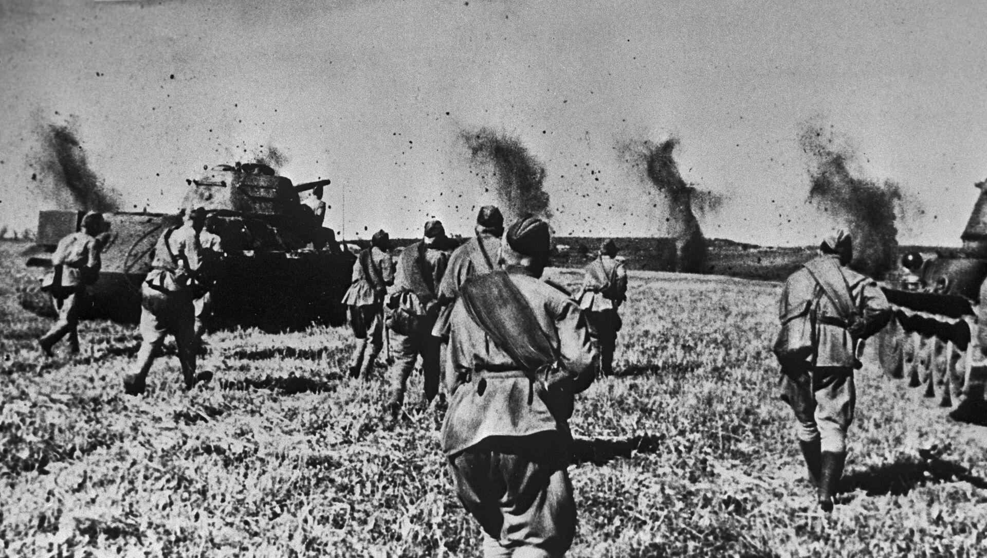 კურსკის ბრძოლა - Sputnik საქართველო, 1920, 22.06.2021