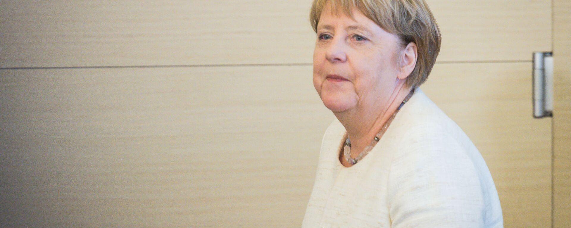 Канцлер Германии Ангела Меркель  - Sputnik Грузия, 1920, 18.12.2019