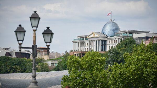 Президентский дворец в районе Авлабари - Sputnik Грузия