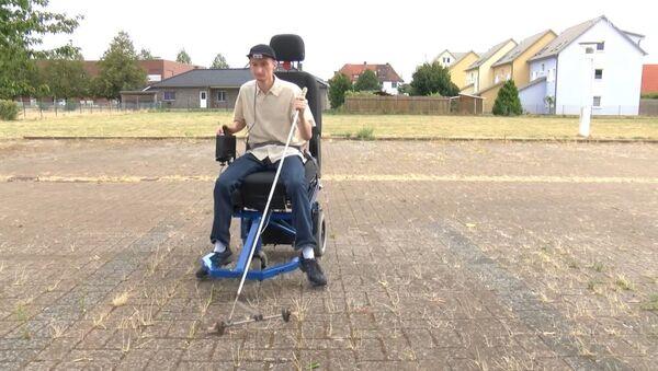 Немец изобрел электромобиль для незрячих - Sputnik Грузия