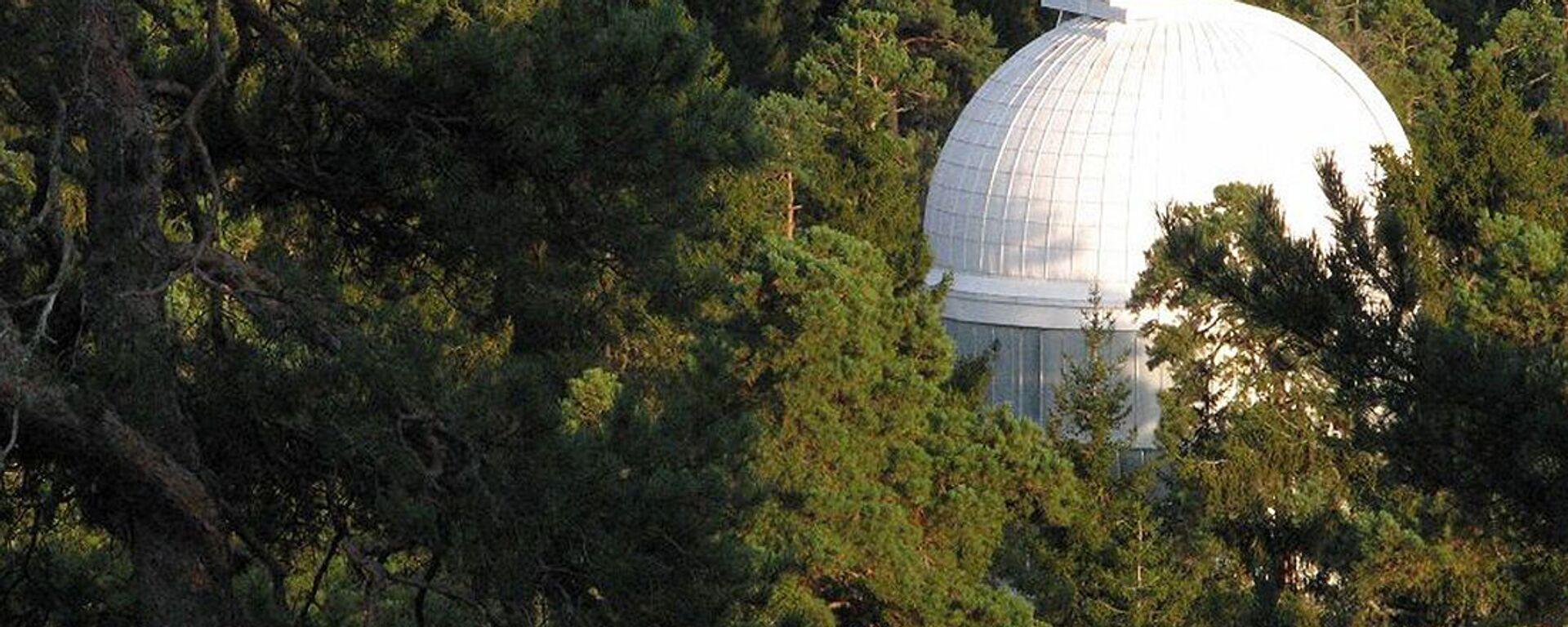 Астрофизическая обсерватория в Абастумани - Sputnik Грузия, 1920, 03.09.2018
