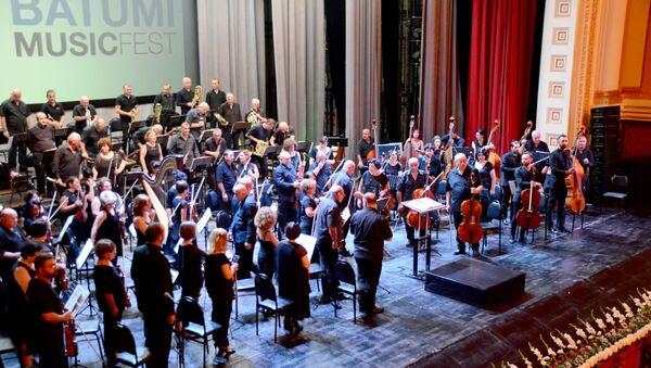 Музыкальный фестиваль - BATUMI MUSIC FEST - Sputnik Грузия