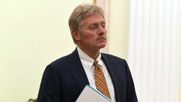 დმიტრი პესკოვი - Sputnik საქართველო