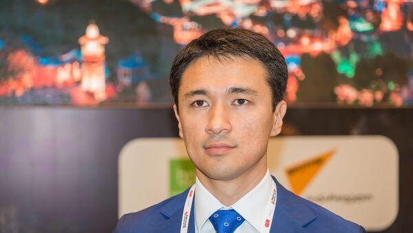 Тимур Ильясов - вице-президент независимого ценового агентства Argus по Каспийскому региону и Центральной Азии - Sputnik Грузия