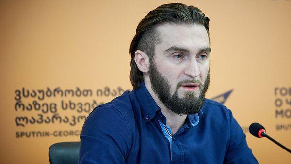 Генеральный директор Global Promotion Group Георгий Гочелеишвили - Sputnik Грузия