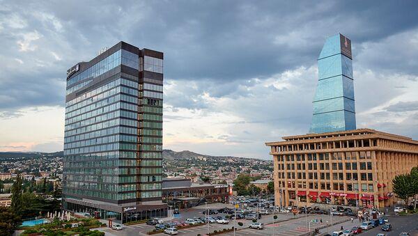 Два отеля в Тбилиси - Biltmore и Radisson - Sputnik Грузия
