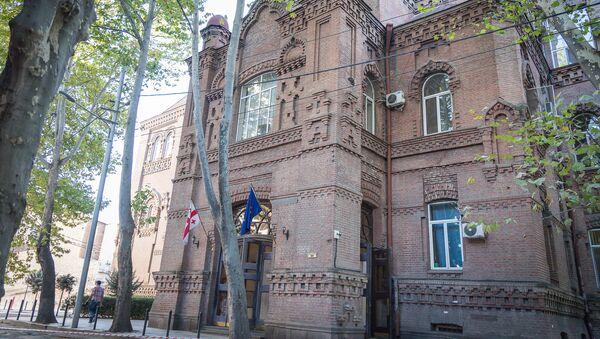 Здание Министерства образования Грузии в Тбилиси - Sputnik Грузия