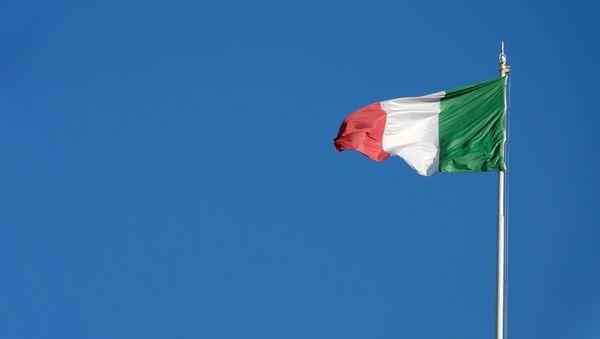იტალიის დროშა - Sputnik საქართველო
