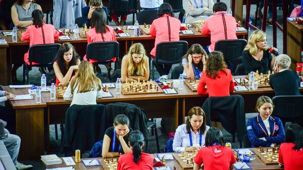 43-я Всемирная Шахматная олимпиада в Батуми - Sputnik Грузия