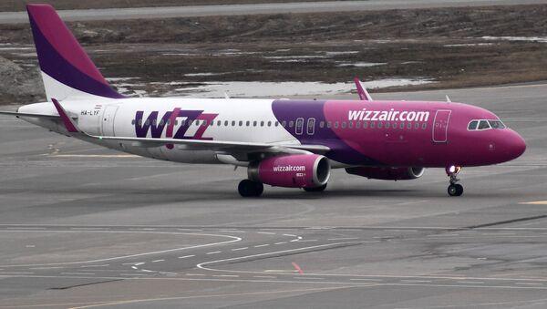 Первый рейс авиакомпании Wizz Air Москва-Дебрецен - Sputnik Грузия