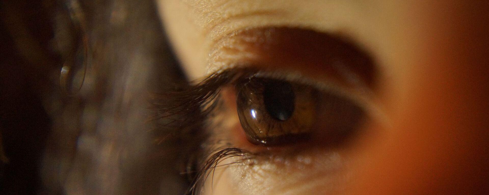 ყავისფერი თვალები - Sputnik საქართველო, 1920, 06.09.2021
