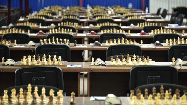 Шахматы ждут - Всемирная олимпиада в Батуми - Sputnik Грузия
