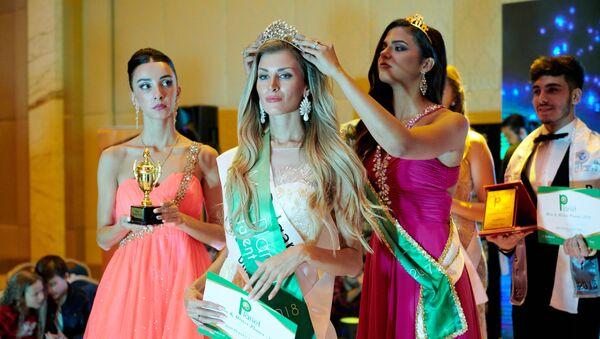 კონკურსის Miss & Mister Planet 2018 ფინალისტების დაჯილდოება - Sputnik საქართველო