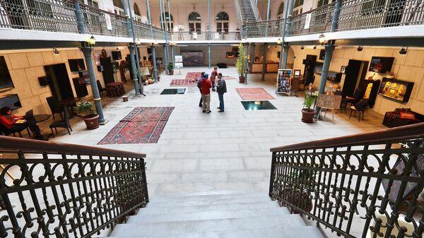 Карвасла - Тбилисский исторический музей им. И. Гришашвили - Sputnik Грузия
