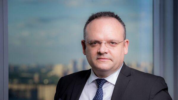 Владимир Рожанковский, руководитель аналитической службы - Sputnik Грузия