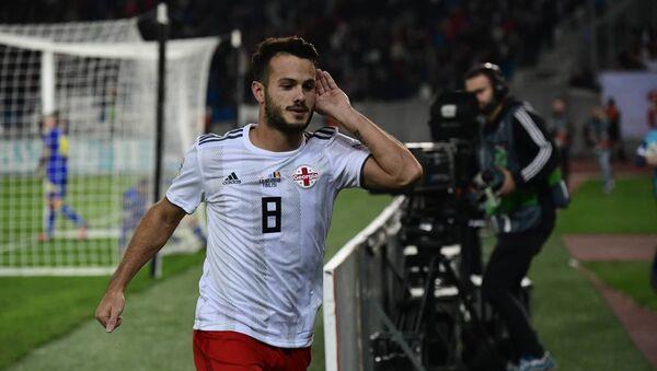 Матч между командами Грузии и Андорры - Sputnik Грузия