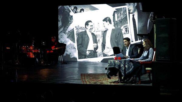 Памяти Рождественского: звезды эстрады России и Грузии выступили в Тбилиси - Sputnik Грузия