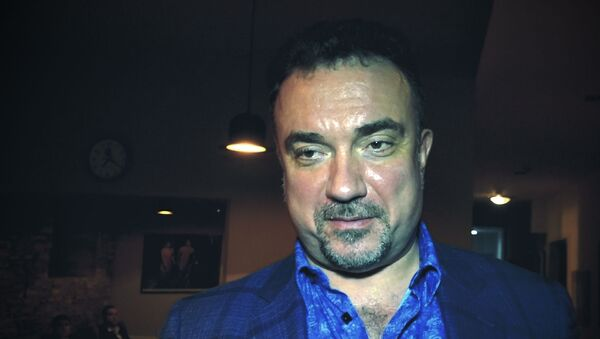 Музыкант Сергей Жилин: разве хорошое вино могут делать плохие люди - Sputnik Грузия