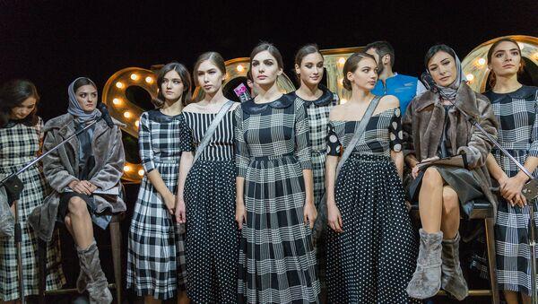 Открытие Tbilisi Fashion Week 2018   - Sputnik Грузия