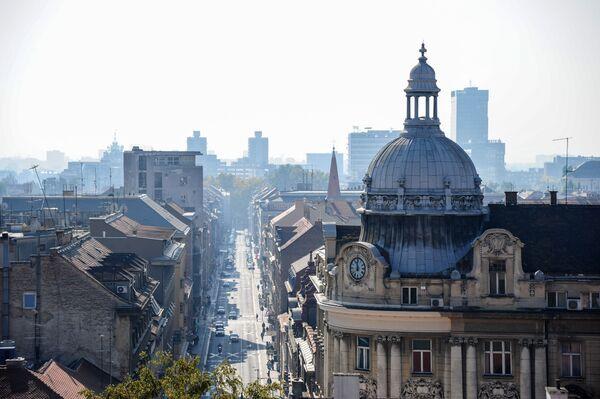 Город Загреб с пригородами имеет статус отдельной жупании (административно-территориальная единица)  в составе Хорватии - Sputnik Грузия
