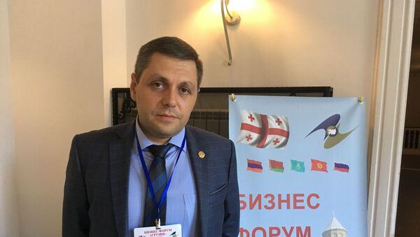 Генеральный директор ООО Ивенцентр Карен Иванов - Sputnik Грузия