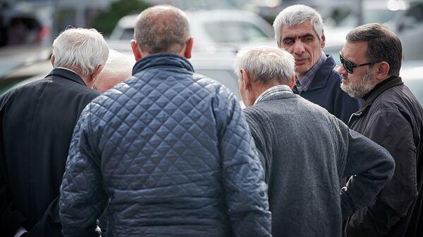 ასაკოვანი ადამიანები - Sputnik საქართველო