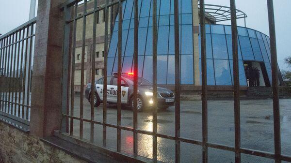Полиция в Гори - Sputnik Грузия