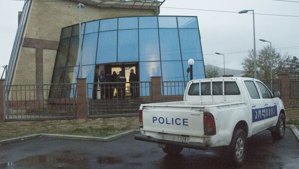 Отделение полиции в Гори - Sputnik Грузия