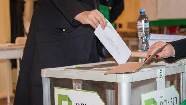 Выборы президента Грузии 2018 - Sputnik Грузия