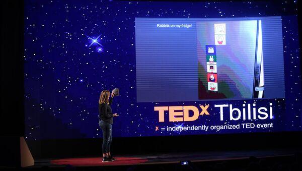კონფერენცია TEDx თბილისში - Sputnik საქართველო