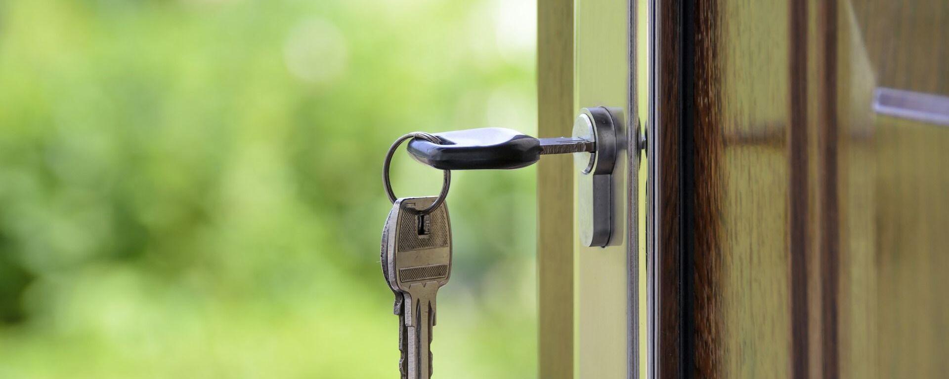 გასაღები კარში - Sputnik საქართველო, 1920, 17.09.2021