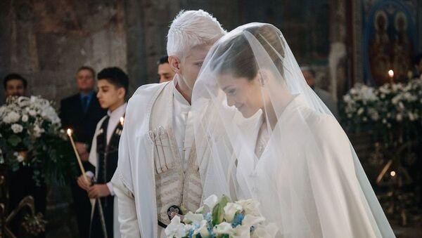 ბერა ივანიშვილის და ნანუკა გუდავაძის ქორწინება - Sputnik საქართველო