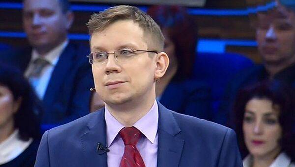 Экономист Владислав Гинько - Sputnik Грузия