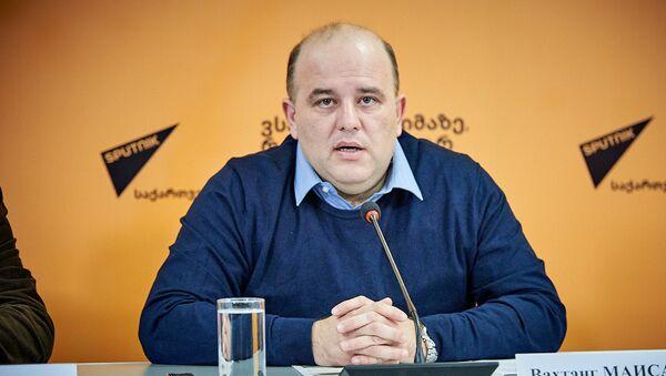 Вахтанг Маисая - Sputnik Грузия