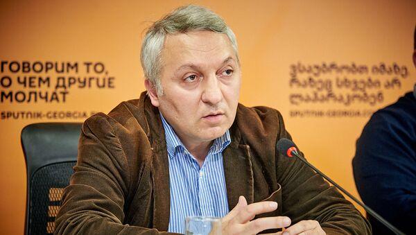 Васо Капанадзе - Sputnik Грузия
