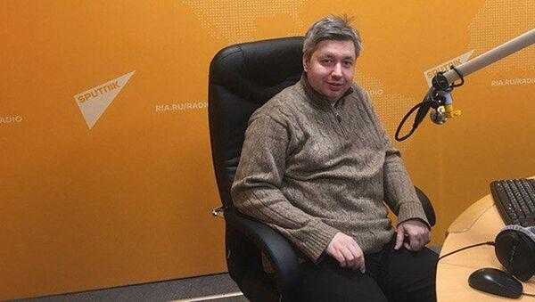 Аналитик финансовой группы Калита-финанс Дмитрий Голубовский - Sputnik Грузия