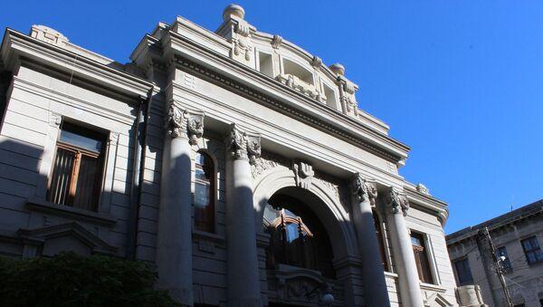 Третий корпус Национальной библиотеки Грузии - Sputnik Грузия