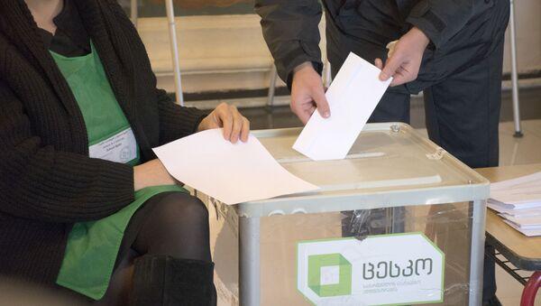 Второй тур президентских выборов 2018 - Sputnik Грузия