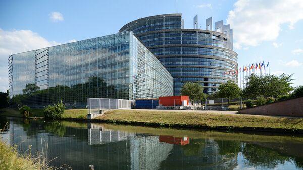 ევროპარლამენტის შენობა - Sputnik საქართველო