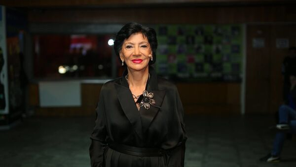 Нани Брегвадзе - Sputnik Грузия