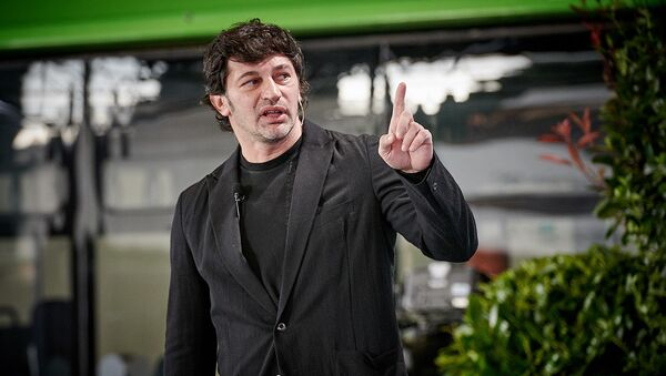 Каха Каладзе - Sputnik Грузия