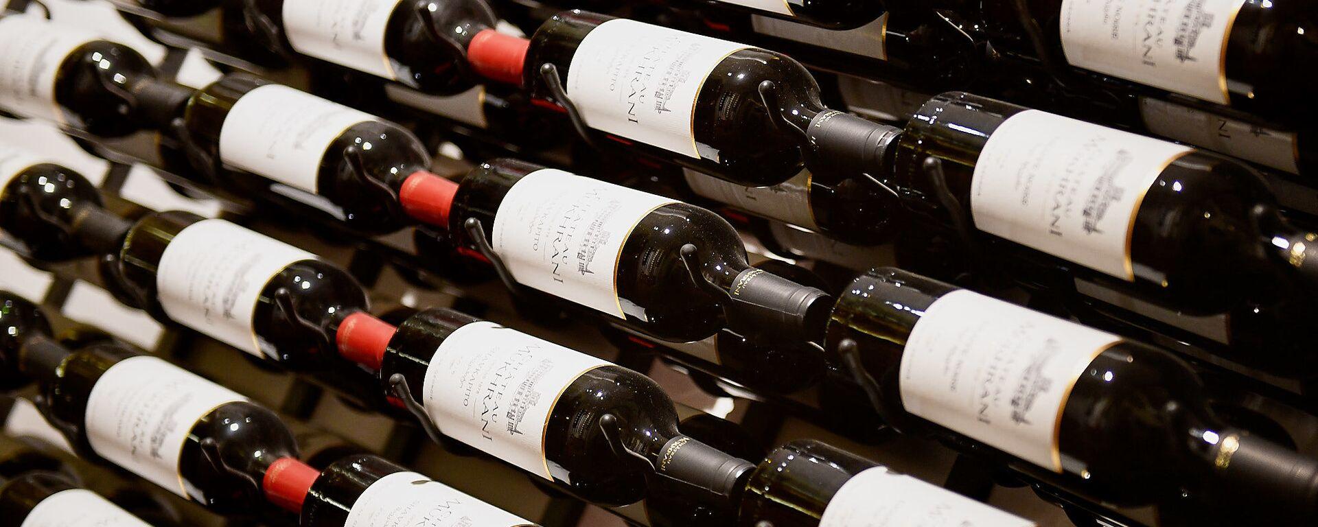 Грузинское вино - Sputnik Грузия, 1920, 06.08.2021