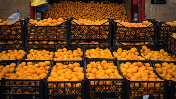 Новогодние продукты, цена которых растет - Sputnik Грузия